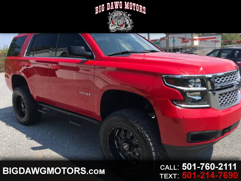 2016 Chevrolet New Tahoe 4dr 4WD LT