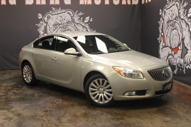 2011 Buick Regal CXL - 1XL