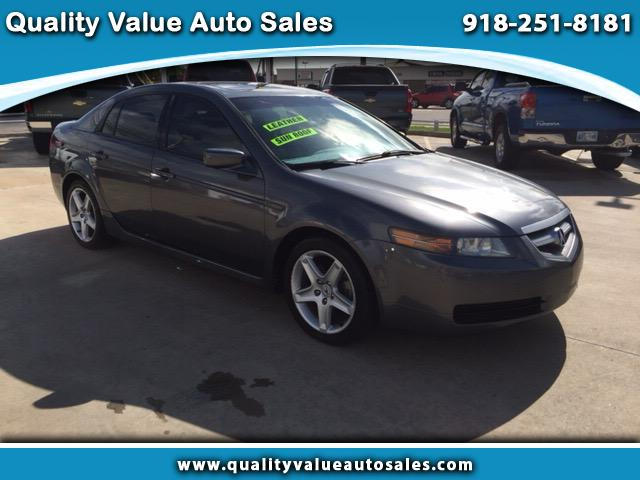 2004 Acura TL 3.2TL with Navigation System