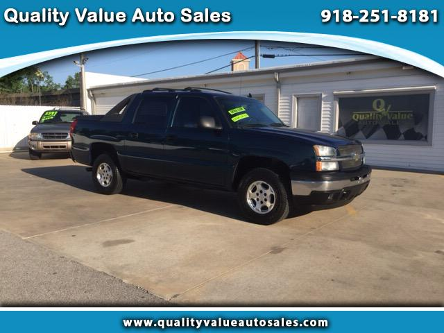 2006 Chevrolet Avalanche LS 2WD