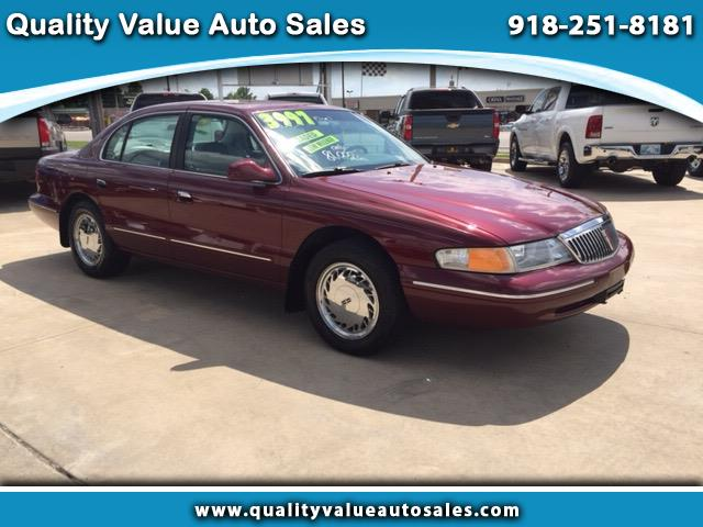 1997 Lincoln Continental Luxury Appearance