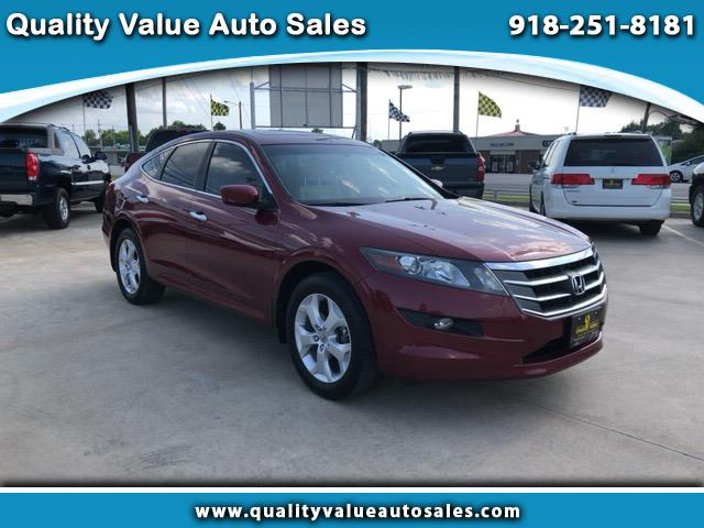 2010 Honda Accord Crosstour EX-L 4 wheel drive