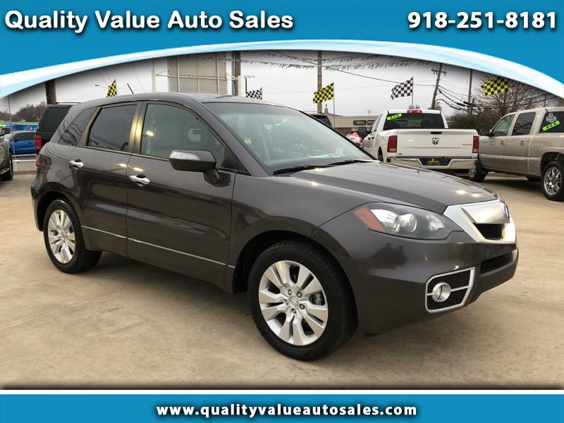2011 Acura RDX SH-AWD w/Technology Package