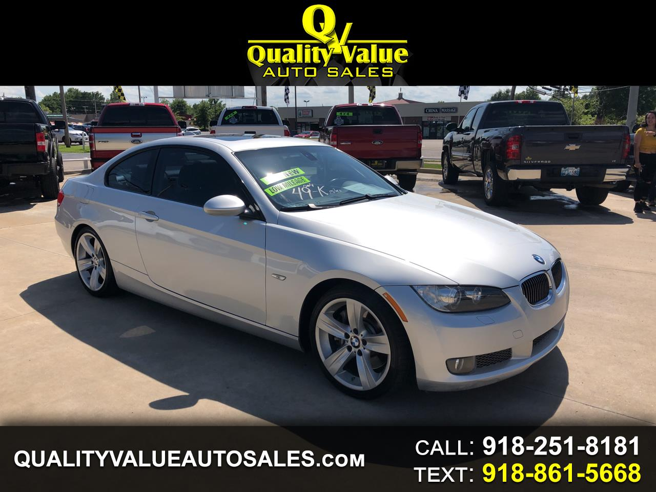 2009 BMW 3-Series 335i Coupe