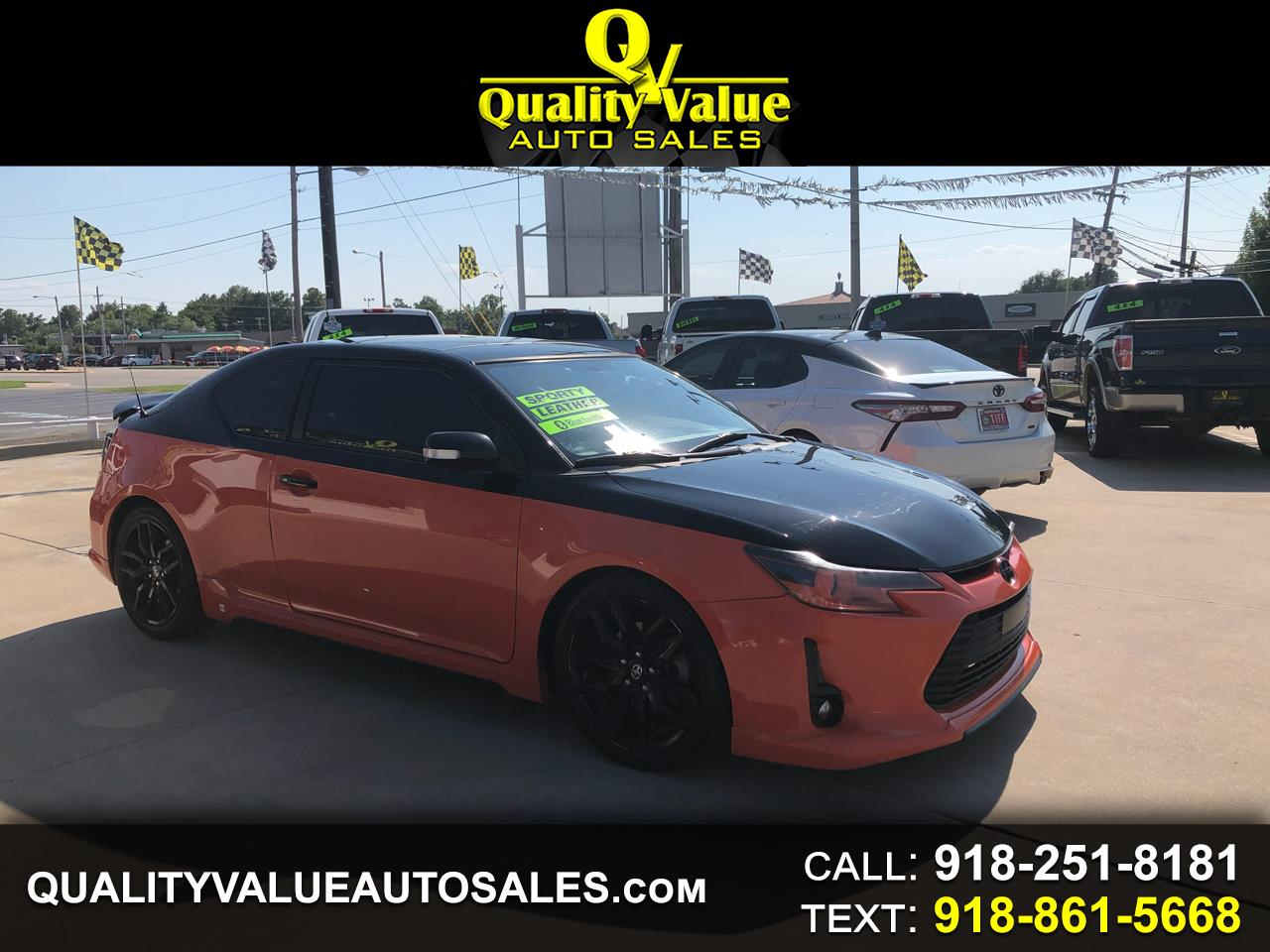 2015 Scion tC Spec R Special Edtion