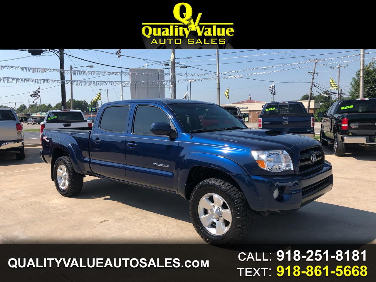 2006 Toyota Tacoma PreRunner SR5 Double Cab