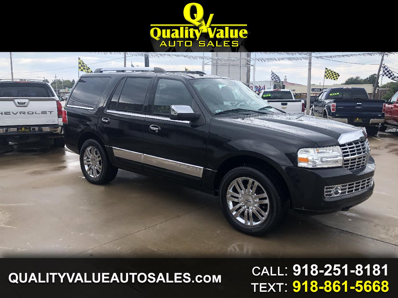 2010 Lincoln Navigator 4WD 4dr