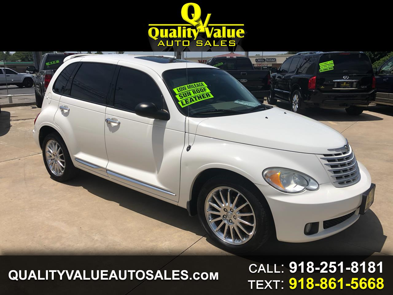 Chrysler PT Cruiser Limited Edition 2008