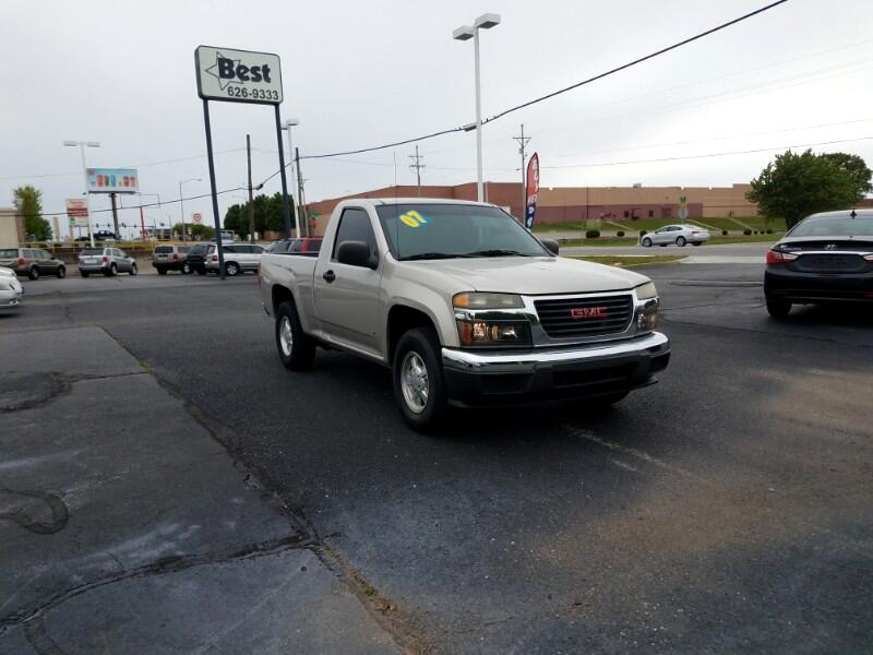 GMC Canyon SLE-1 2WD 2007