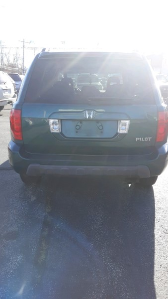 Honda Pilot EX w/ Leather and DVD 2003