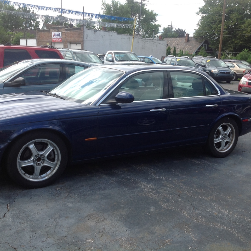 Jaguar XJ-Series XJ8 2004