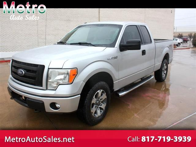 Ford F-150 STX SuperCab 6.5-ft. Bed 4WD 2012