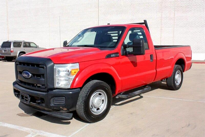 Ford F-250 SD XL 2WD 2015