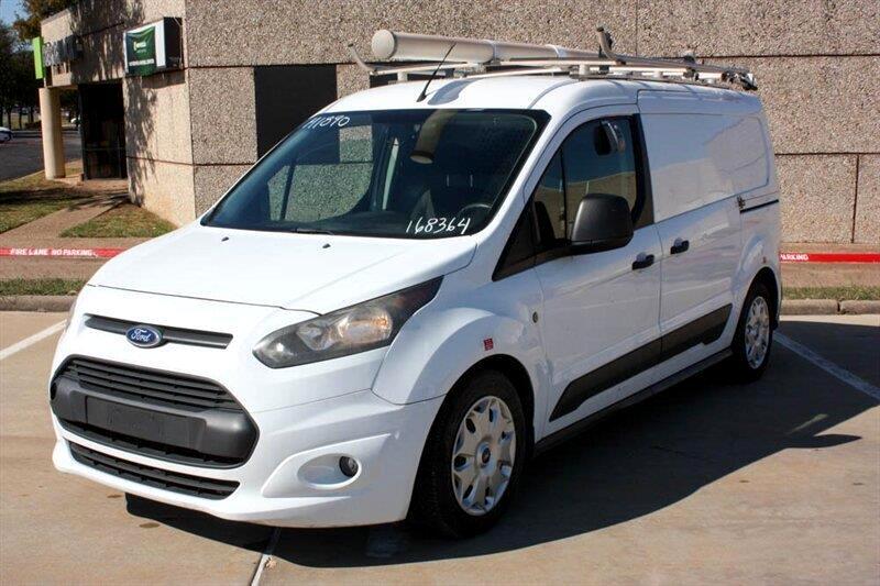 Ford Transit Connect XLT LWB 2014