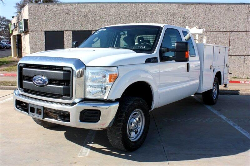 Ford F-250 SD XL SuperCab 4WD 2014
