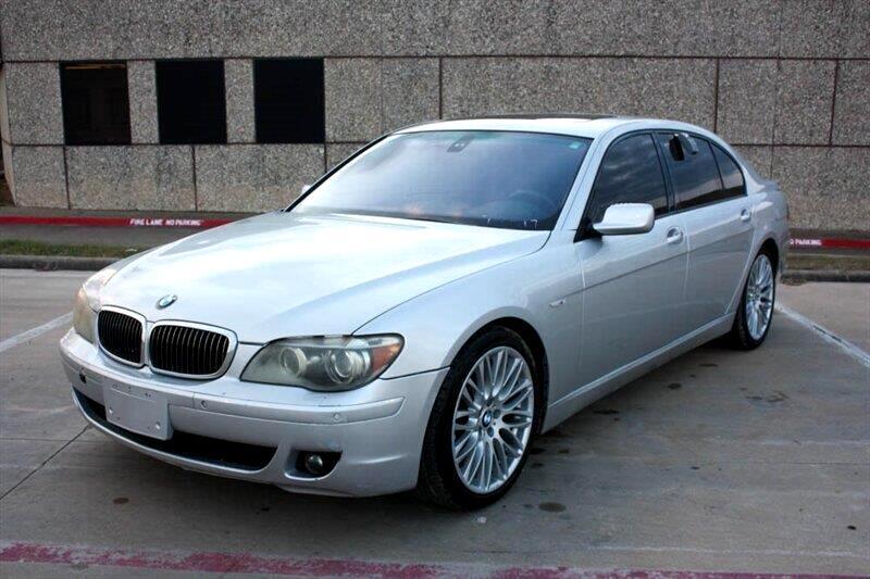 2007 BMW 7-Series 750Li