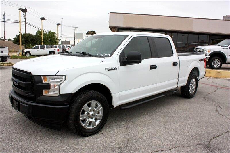 Ford F-150 XL SuperCrew 6.5-ft. Bed 4WD 2017