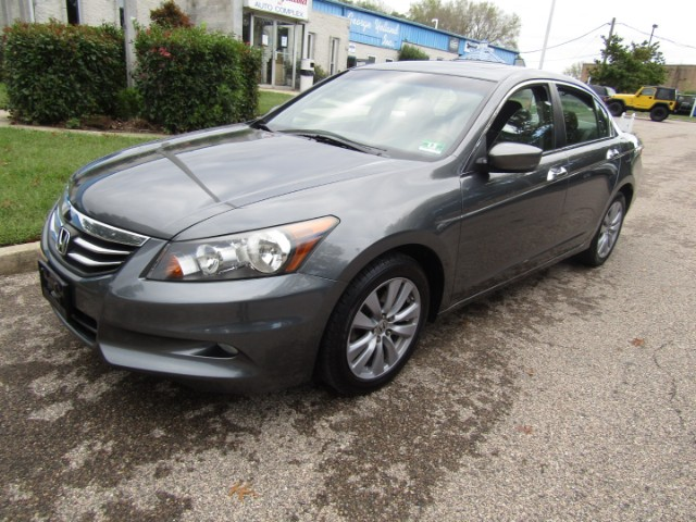 2011 Honda Accord EX V-6 Sedan AT