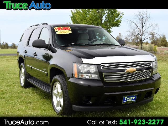 2007 Chevrolet Tahoe LS 4WD THIRD ROW