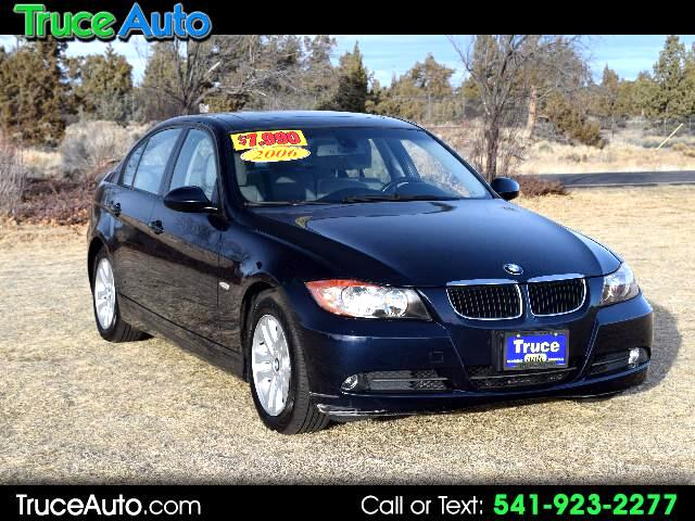 2006 BMW 3-Series 325i Sedan LOW MILE