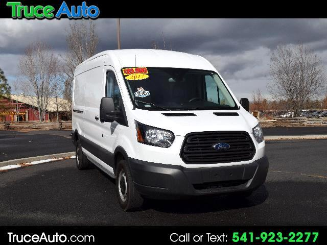 2017 Ford Transit 250 Van Med. Roof w/Sliding Pass. ONE OWNER