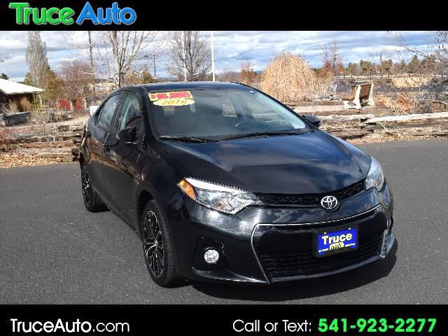 2016 Toyota Corolla L LOW MILES