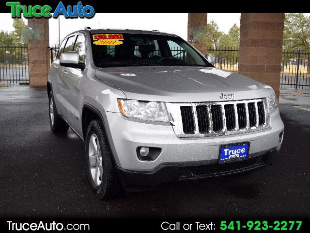 2011 Jeep Grand Cherokee Laredo 4WD LOW MILE
