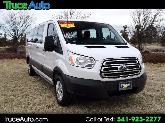 2017 Ford Transit XLT 350 LOW ROOF 15 PASSENGER ONE OWNER