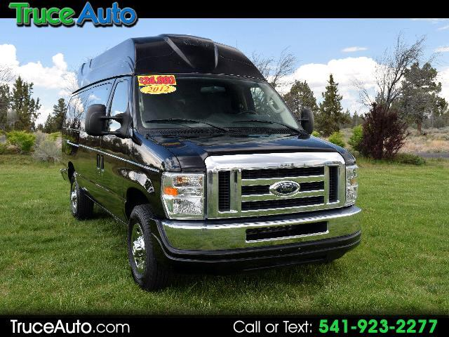 2012 Ford Econoline E-350 Super Duty Extended 11 PASSENGER LOW MILE