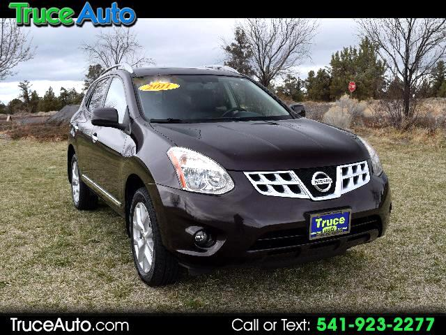 2011 Nissan Rogue AWD SL LOW MILES
