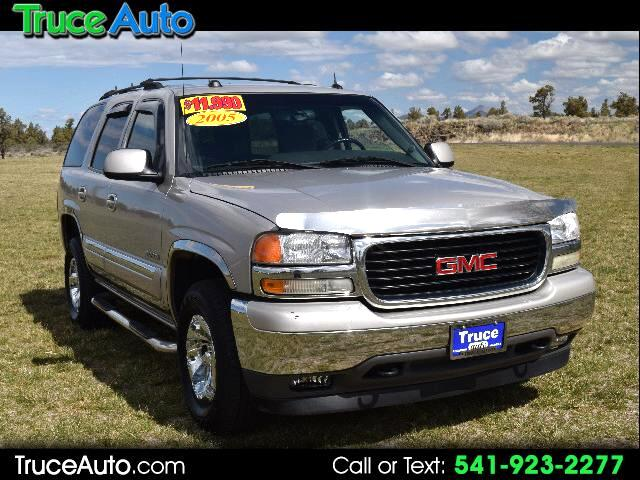 2005 GMC Yukon SLE 4WD THIRD ROW SEATING