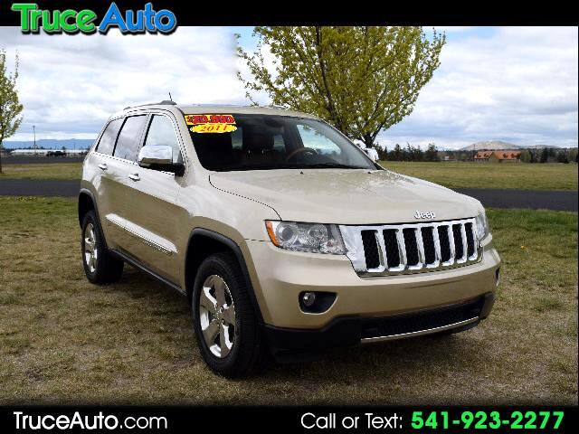 2011 Jeep Grand Cherokee Overland 4WD LOW MILES