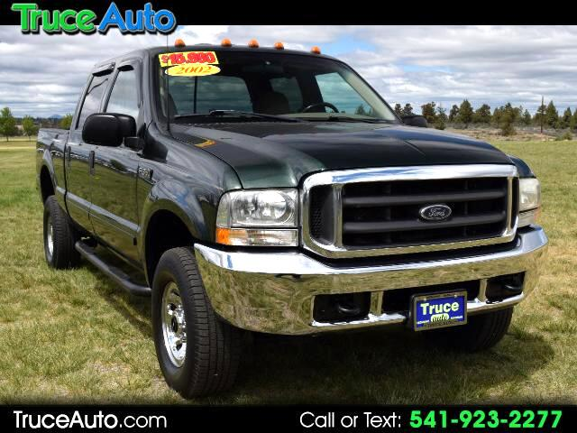 2002 Ford F-350 SD XL Crew Cab 4WD LOW MILE
