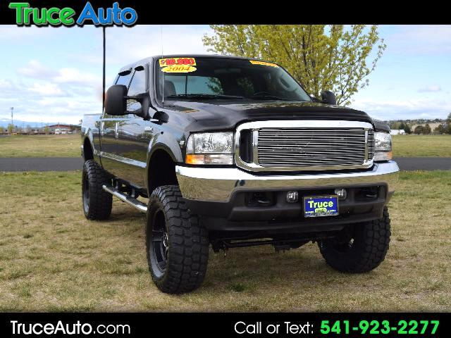 2004 Ford F-250 SD XL Crew Cab Short Bed 4WD LOW MILE