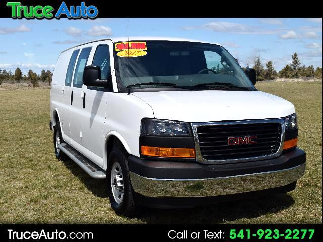 2017 GMC Savana G2500 Cargo LOW MILES ONE OWNER