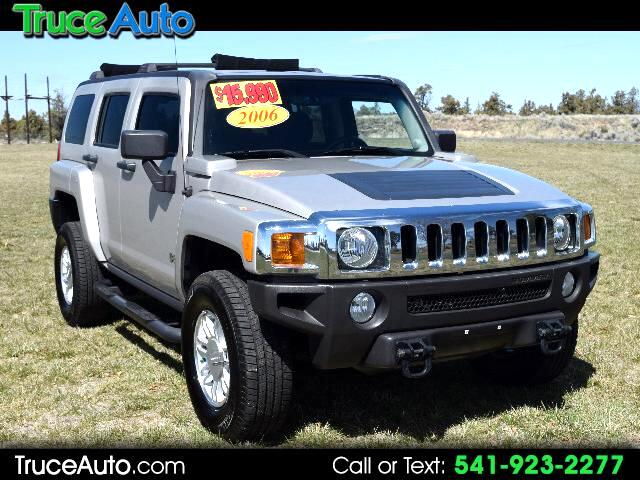 2006 HUMMER H3 Sport Utility ONE OWNER LOW MILE