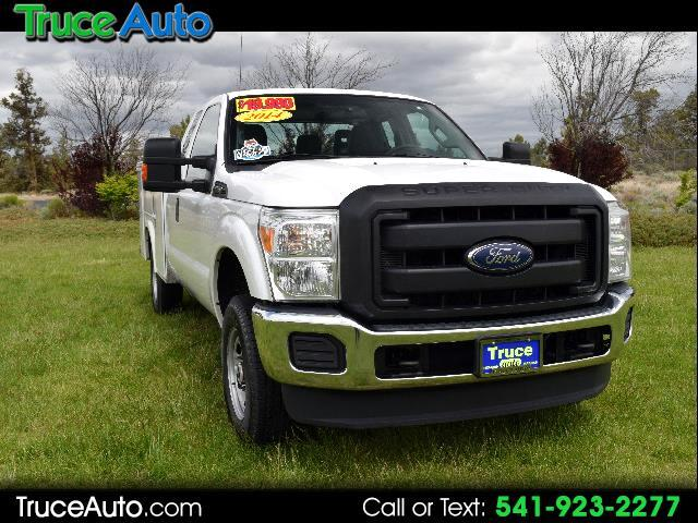 2014 Ford F-250 SD XL SuperCab Standard Bed ONE OWNER