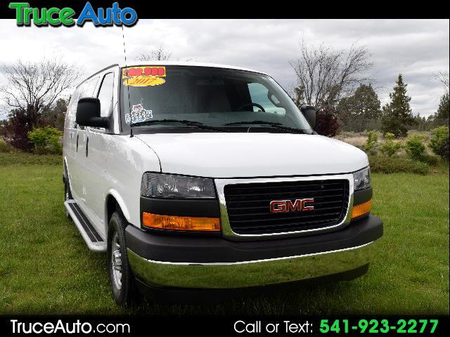 2017 GMC Savana 2500 LOW MILE ONE OWNER
