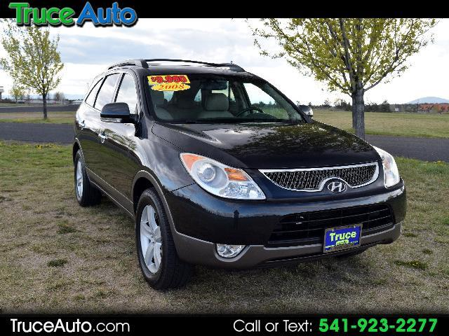 2008 Hyundai Veracruz Limited AWD ONE OWNER THIRD ROW LOADED