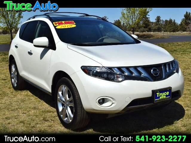 2010 Nissan Murano LE AWD ONE OWNER LOW MILE