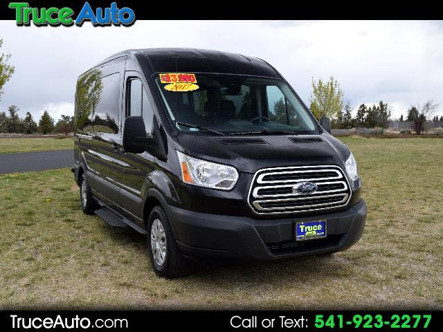 2017 Ford Transit 350 Medium Roof XLT 12 PASSENGER ONE OWNER WELL MA