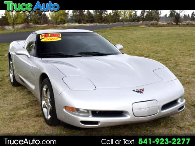 2002 Chevrolet Corvette Coupe LOW MILE
