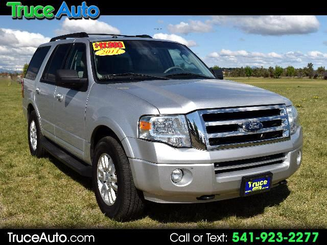 2011 Ford Expedition XLT 4x4 THIRD ROW SEATING