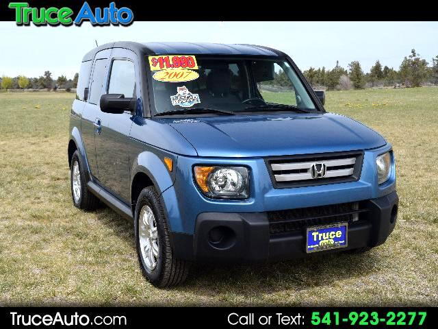 2007 Honda Element EX 4WD ONE OWNER