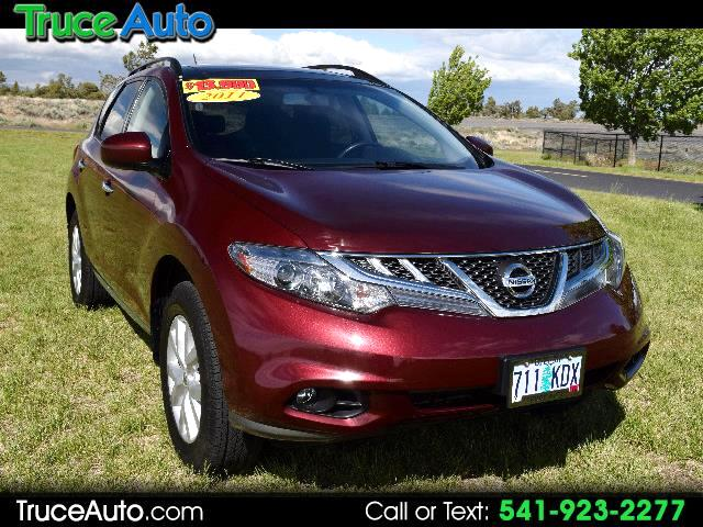 2011 Nissan Murano SV AWD LOW MILE