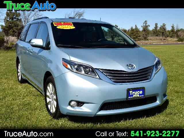 2015 Toyota Sienna Limited AWD THIRD ROW 7 PASSENGER