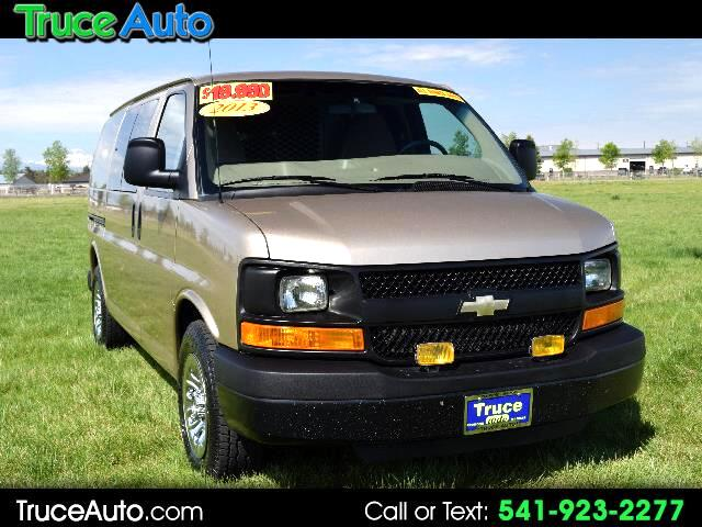 2013 Chevrolet Express 1500 AWD Cargo ONE OWNER