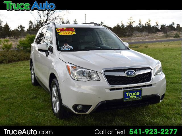 2014 Subaru Forester 2.5i Limited ONE OWNER