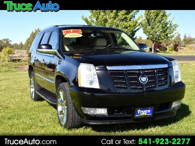 2008 Cadillac Escalade AWD THIRD ROW SEATING LOADED