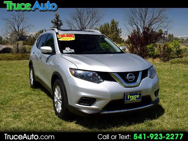 2015 Nissan Rogue AWD SV ONE OWNER